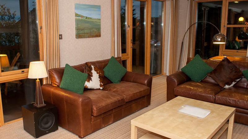 Lodge Suite view