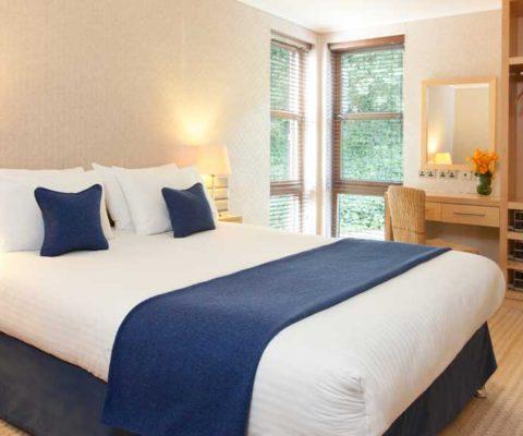 Lodge on Loch Lomond Cuillin Suite Bedroom