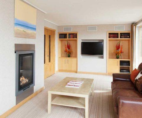 Lodge on Loch Lomond Cuillin Suite Lounge Interior