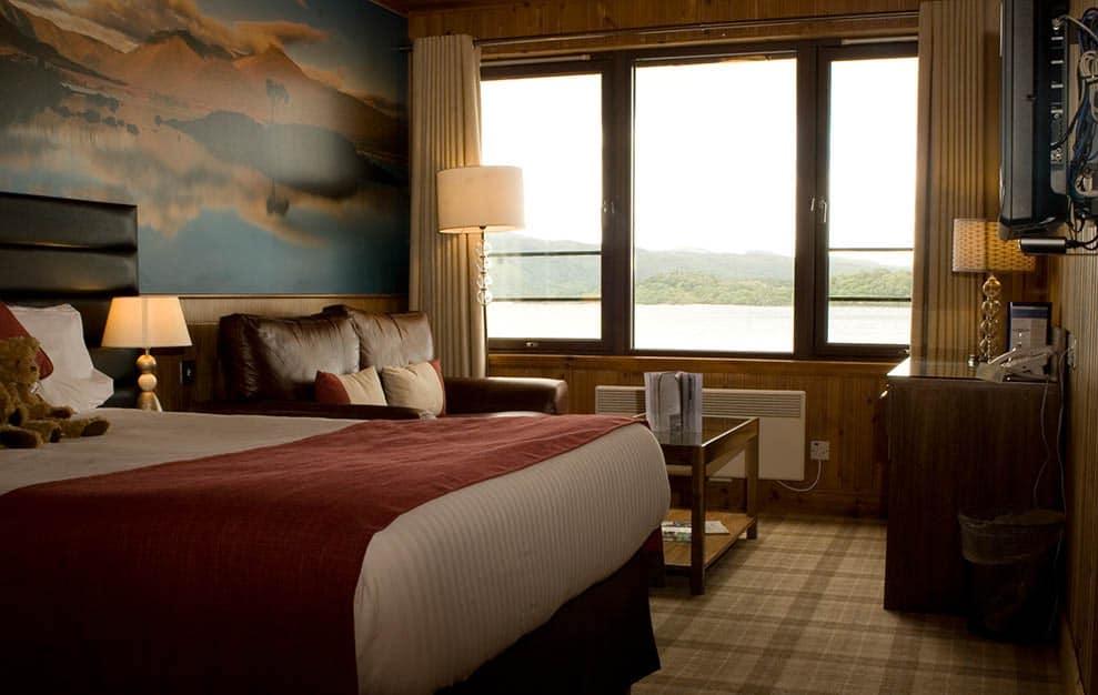 Lodge on Loch Lomond Graham Room Photo