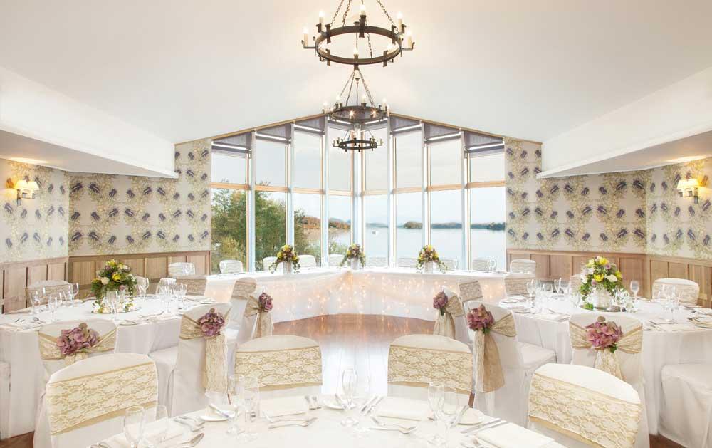 Lodge on Loch Lomond Wedding Hall