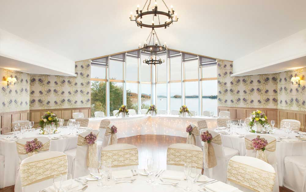 Lodge on Loch Lomond Wedding Hall