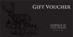 Lodge on Loch Lomond Gift Voucher