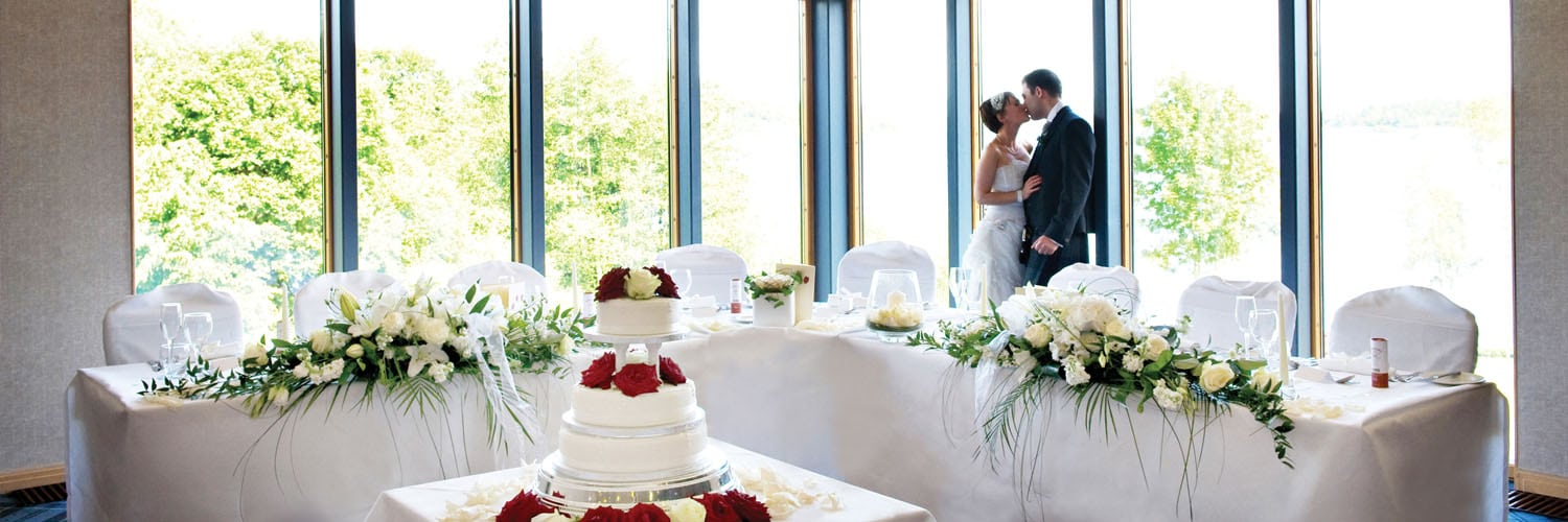 Lodge on Loch Lomond Wedding Romance