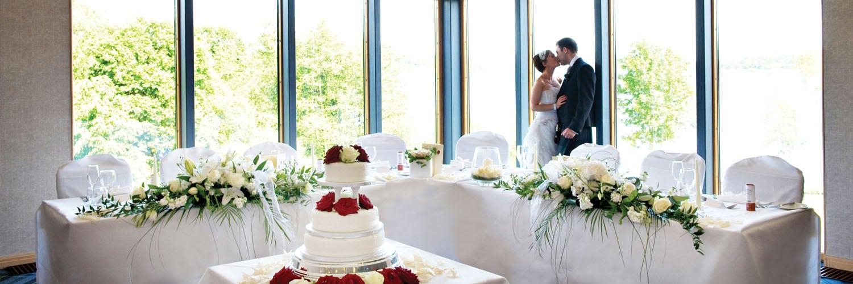 Lodge on Loch Lomond Wedding Romance