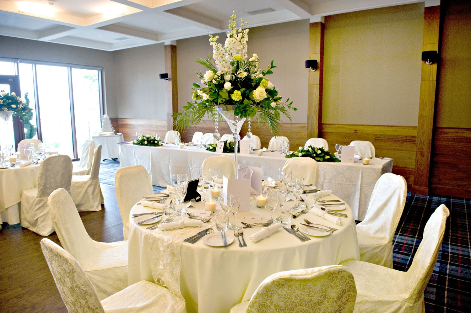 Wedding Open Day at Lodge on Loch Lomond