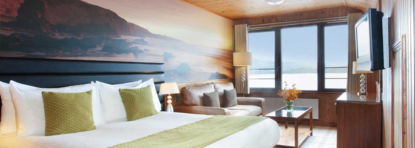 Lodge on Loch Lomond Graham Room