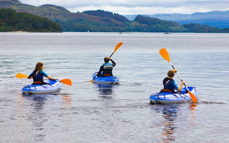 Loch Lomond Leisure Kayaking