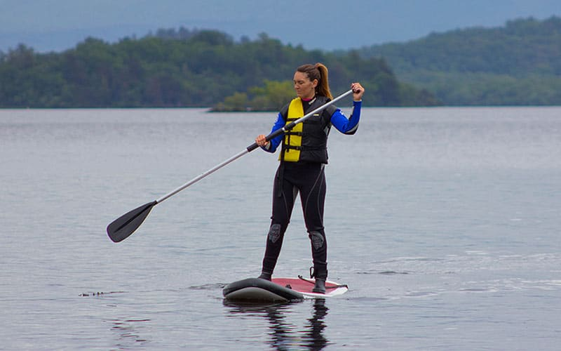 Loch Lomond Leisure Paddleboarding