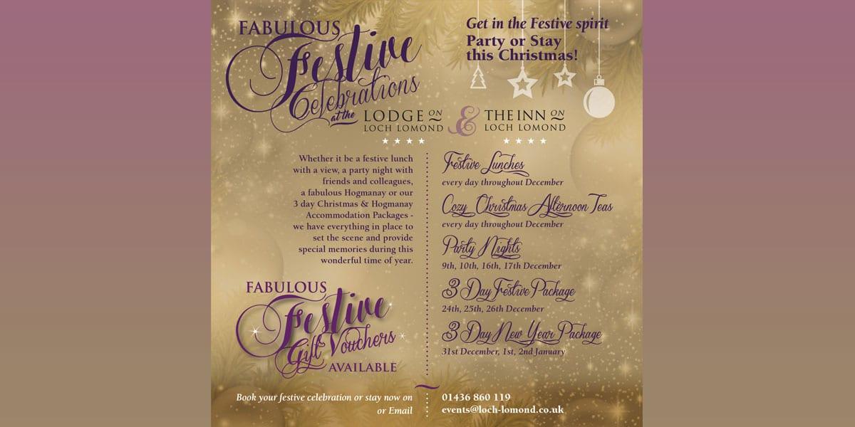 Festive-Celebrations-loch-lomond-2016