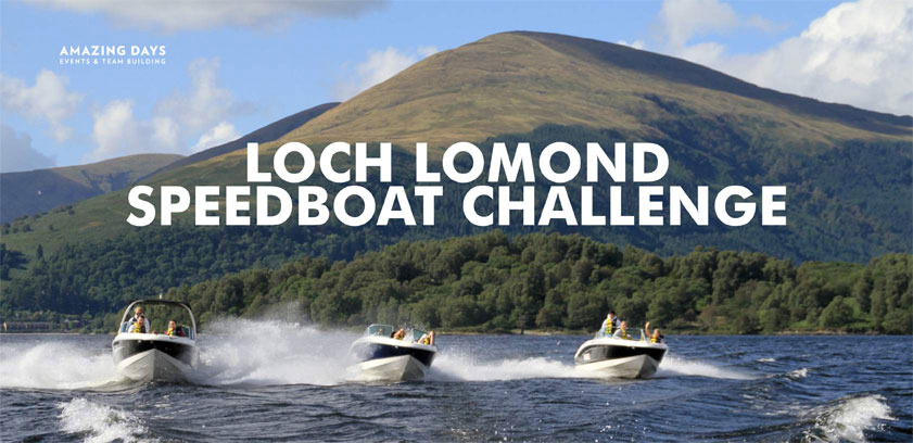 Amazing Days at Lodge on Loch Lomond