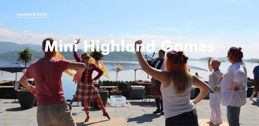 Amazing Days at Lodge on Loch Lomond