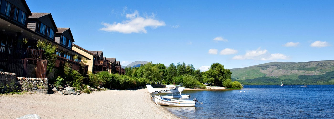 Lodge on Loch Lomond Summer Offer 2016