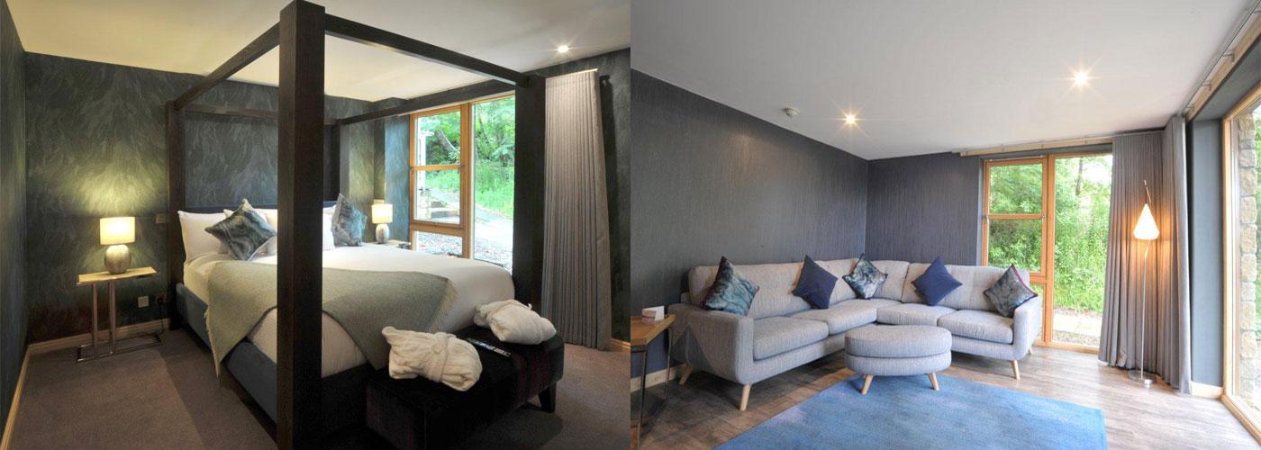 Lodge on Loch Lomond Travis Suite Slider