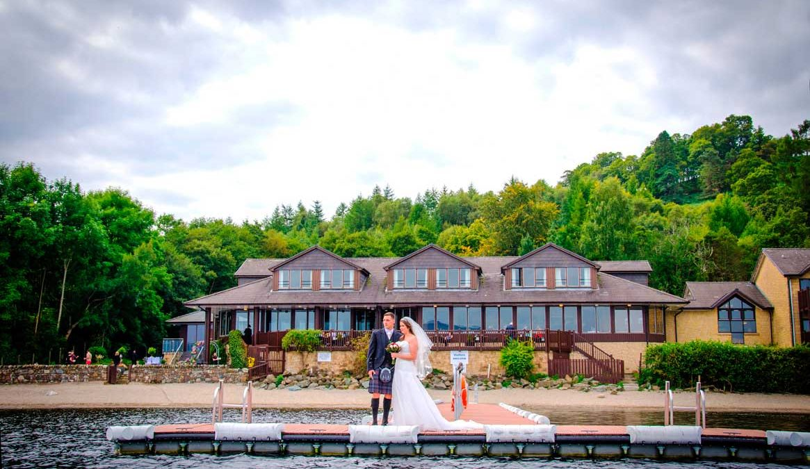 Lodge on Loch Lomond Wedding Open Day