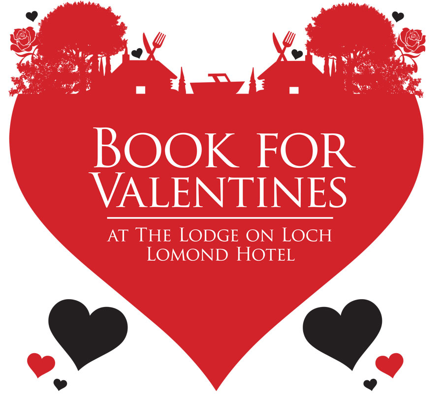 Valentines Day at the Lodge on Loch Lomond