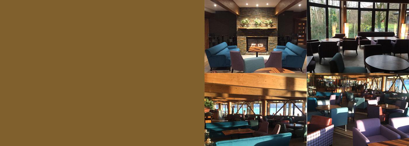 Lodge on Loch Lomond New Lounge Feb 2017