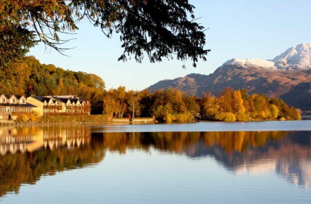 Luxury Hotels Near Loch Lomond Scotland