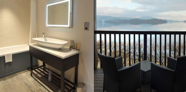 Carter Suite Lodge On Loch Lomond