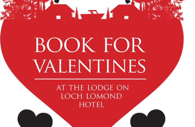 Valentines Dinner by Loch Lomond