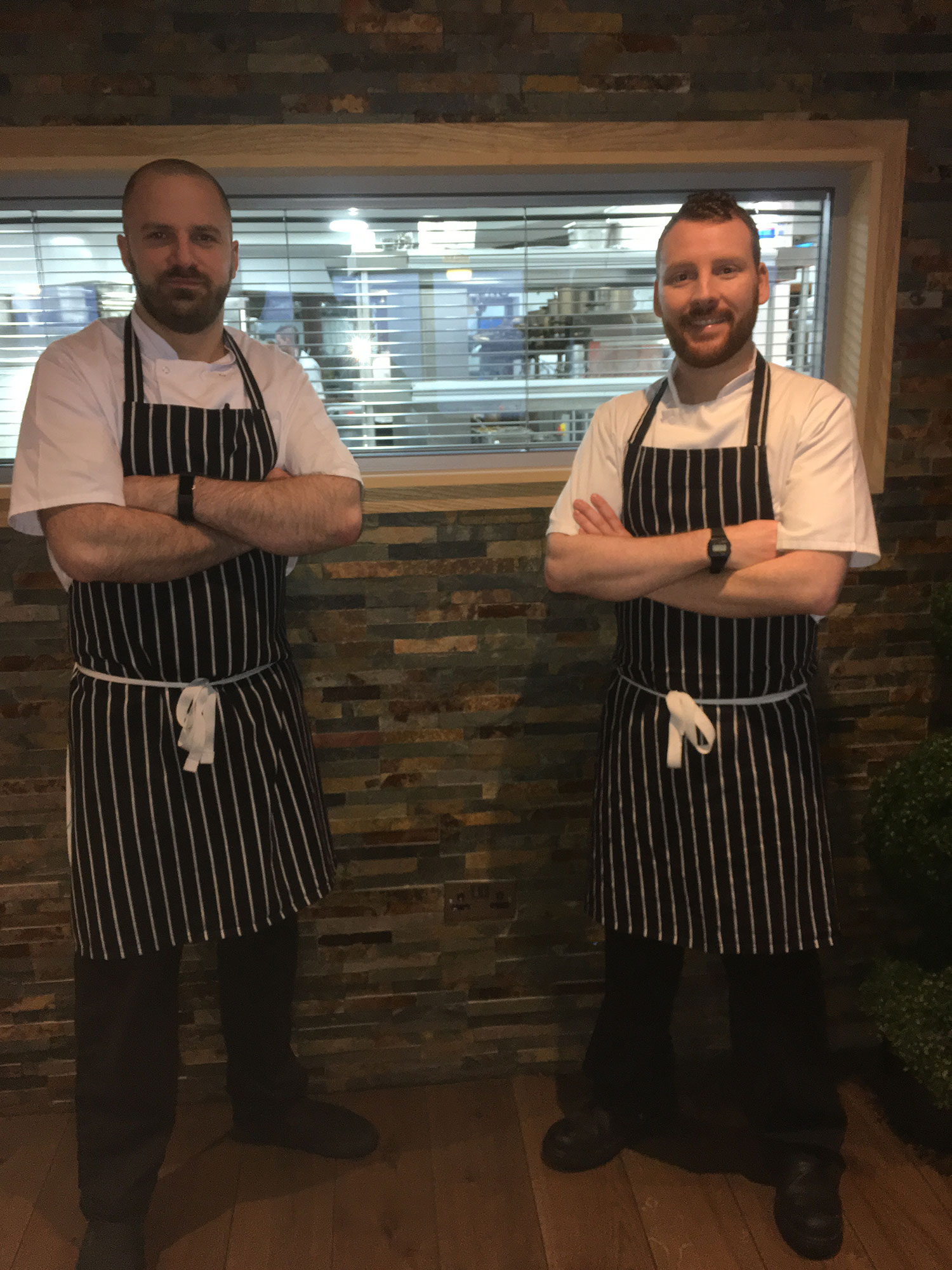 Colquhoun's Restaurant Team