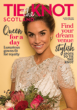 Tie the Knot Scotland March/April 2018 issue