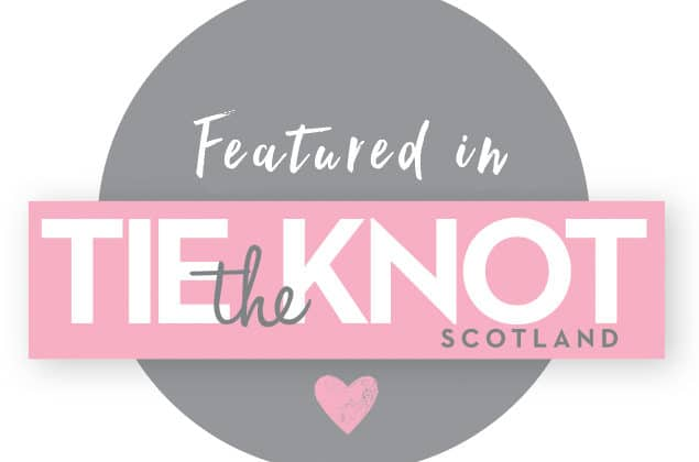 Featured in Tie The Knot Scotland