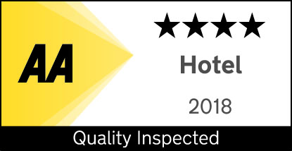Lodge AA 4 Star Rating