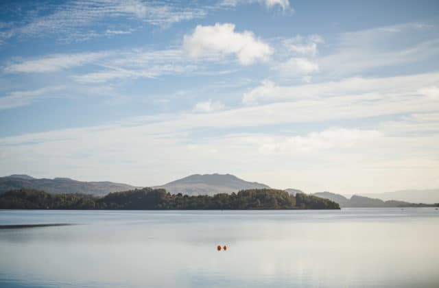 Loch Lomond from the Lodge on Loch Lomond by Duncan Ireland Photography
