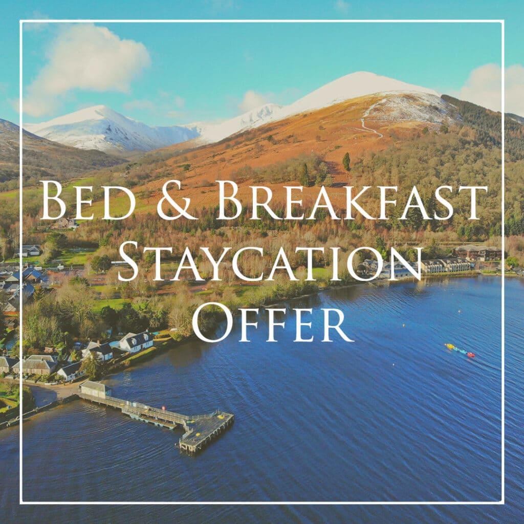 1 night BB Staycation Offer