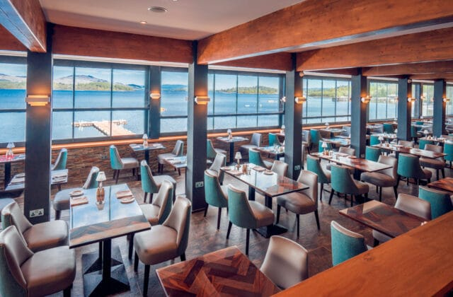 Colquhoun's Restaurant Loch Lomond